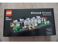 FS: Sealed BNIB Lego 4000016 Billund Airport