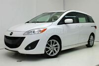 2012 Mazda MAZDA5 GT  Grand Touring  Cuir + Toit-Ouvrant * Leath