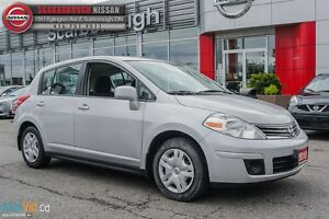 2010 Nissan Versa 1.8S-LOW LOW KM'S AND ACCIDENT FREE!!!!