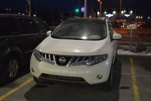 2009 Nissan Murano SL TOIT PANORAMIQUE, CUIR!