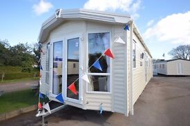 brand new Willerby Winchester static caravan now in stock. Devon, Dawlish Warren, newton abbott
