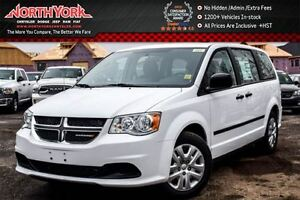 2017 Dodge Grand Caravan SE Canada Value Package New Car|StownGo