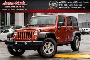 2014 Jeep WRANGLER UNLIMITED Sport|AccidentFree|Htd Seats|Keyles