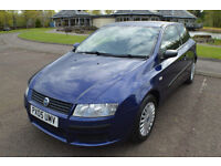 Fiat Stilo Active with fresh MOT cheap !