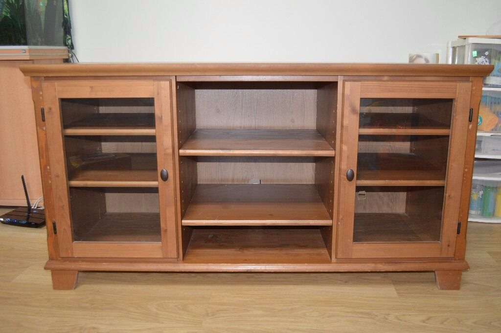 ikea markor tv cabinet in sileby leicestershire gumtree. Black Bedroom Furniture Sets. Home Design Ideas