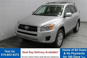 2011 Toyota RAV4 AUTOMATIC w/ SUNROOF! POWER PACKAGE! CRUISE CON