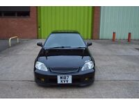 Honda Civic Coupe B16a2 EJ6 170bhp - vti em1 ek4 ep3 integra type r dc2 ej9 b18c4 bmw VW mini seat