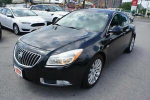 2011 Buick Regal CXL Leather| Alloys| Moonroof |