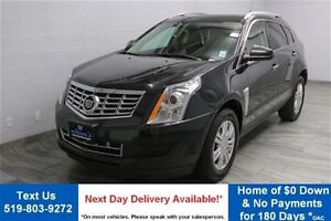 2014 Cadillac SRX LUXURY w/ NAVIGATION! LEATHER! ULTRAVIEW ROOF!