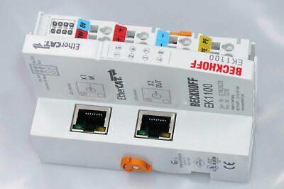 Beckhoff Ek1100 Ethernet Coupler