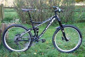 Devinci Troy 650b Full Sus Bike (Pike, Reveb,Monarch XT, Saint)