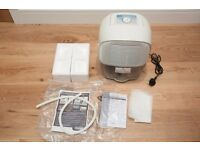 Delonghi DEM10 Dehumidifier with Original Box and Manual