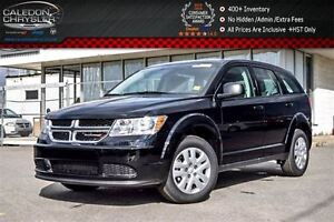 2017 Dodge Journey New CVP|7 Seater|Bluetooth|Pwr Windows|Pwr Lo