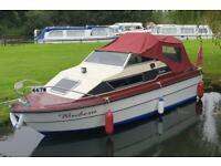 Sealine Weekender 18ft Boat
