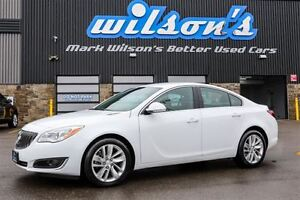2016 Buick Regal LEATHER! HEATED SEATS! REAR CAMERA! BLUETOOTH!