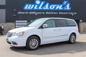 2016 Chrysler Town & Country TOURING-L LEATHER! NAVIGATION! $91/