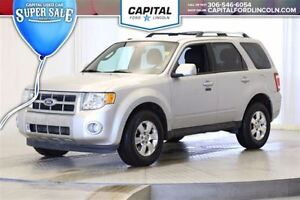 2011 Ford Escape Limited 4WD*Remote Start - Heated Seats - Bluet