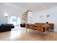 ** Stylish 3 bed flat, terrace, Camden, Holloway road, Islington, N7 - AW