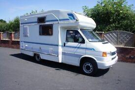1996 VW CALYPSO COMPASS - 2 BERTH - LOW MILEAGE