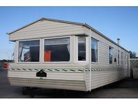 2001 Willerby Salisbury 37 x 12 3 Bedroom Caravan