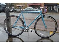 Brand new NOLOBI single speed fixed gear fixie bike/ road bike/ bicycles + 1year warranty AR