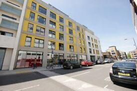 NEW - beside Camden Town tube, NEw development available now furnished, Large Studio with Balcony