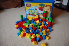 Mega Bloks 200 piece mini blocks