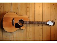 Takamine EG440SC Electro Acoustic Guitar