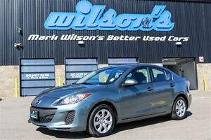2013 Mazda MAZDA3 GX POWER PACKAGE! NEW TIRES+BRAKES!! KEYLESS E