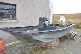 Ex M.o.d 17ft Landing craft