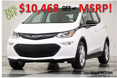 2020 Chevrolet Bolt EV MSRP$40010 LT Electric Summit White Hatchback New Camera Heated Seats Bluetooth Keyless Remote Start 19 18 2019 20 259 MPC
