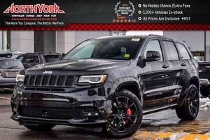 2017 Jeep Grand Cherokee New Car SRT 4x4|Nav|Leather|H/K Audio|B