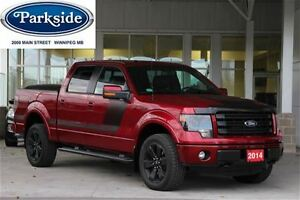 2014 Ford F-150 FX4 Crew Appearance Package Luxury Fully loaded