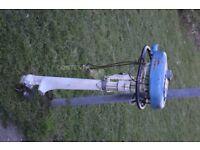 BRITISH ANZANI PILOT ANTIQUE RARE BOAT ENGINE