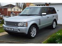2009 09 Land Rover Range Rover 3.6 TDV8 Vogue SatNav TV Camera Heated Leather Automatic Diesel