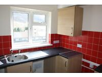 NO BOND OR DEPOSIT spacious two bed maisonette in Maerdy!