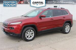 2016 Jeep Cherokee North **4WD-Bluetooth**