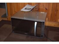 Kenwood combo microwave Mirrored Front 1200W Grill Convection K23CM13
