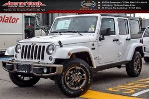 2017 Jeep WRANGLER UNLIMITED NEW Car 75th|4x4|DualTop/Connect Pk