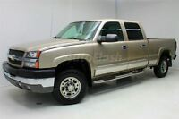 2004 Chevrolet SILVERADO 2500HD LT Duramax Diésel 6.6L * Deal!!