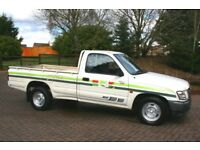 TOYOTA HILUX 240 EX MWB, 2004, ONLY 67,000 MILES, 12 MONTHS MOT, SERVICE HISTORY INCLUDED