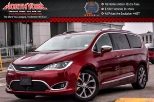 2017 Chrysler Pacifica Limited |Adv.SafetyTec,8PassPkgs|360Cam|A