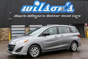 2015 Mazda MAZDA5 GS $52/WK, 5.49% ZERO DOWN! 4-PASS! BLUETOOTH!