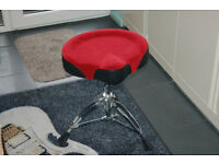 DRUM STOOL, MAPEX. BRAND NEW UNUSED.