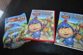 DVD - Mike the knight