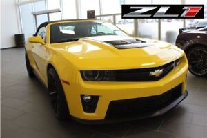 2013 Chevrolet Camaro ZL1| Nav| Heat Suede/Leath Seat| Mag Ride|