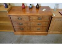 Solid Wood Chest of Drawers - GT 046