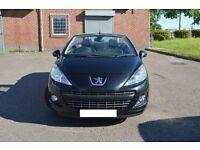 ***Peugeot 207 CC 1.6 VTi Sport 2dr 2010 for sale £6799.00 ono***
