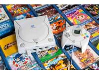 WANTED Sega Dreamcast games & accessories (Cash Waiting)