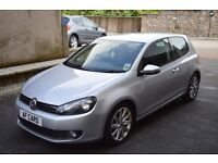 Volkswagen Golf GT TDI 140bhp. Finance available, part exchange welcome, 3 months warranty included.